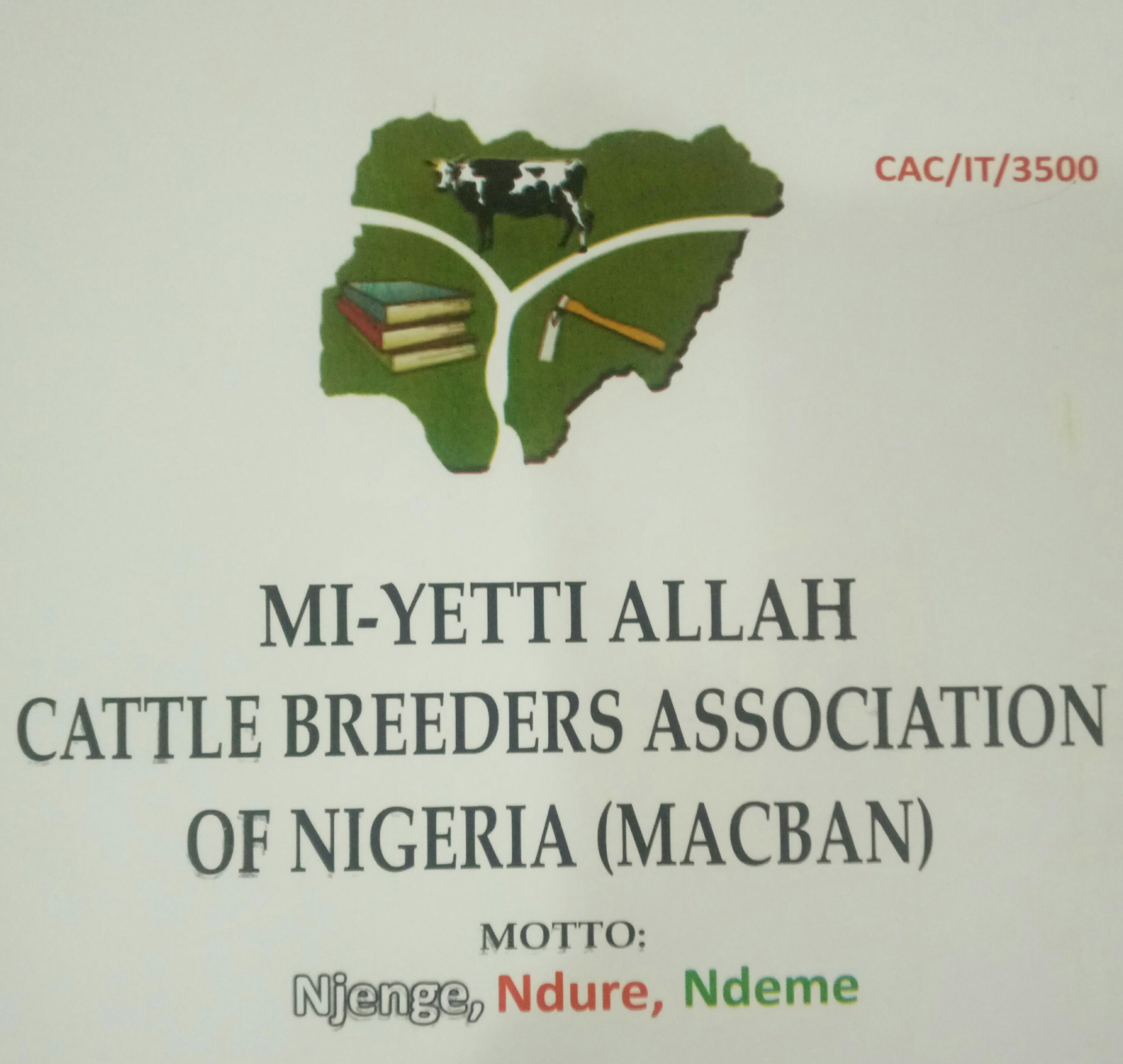 Nigeria, cattle breeders